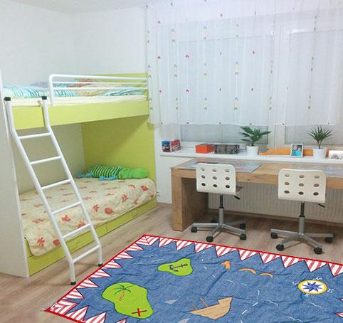 3cfd388c0755 Detská izba čo porastie spolu s deťmi