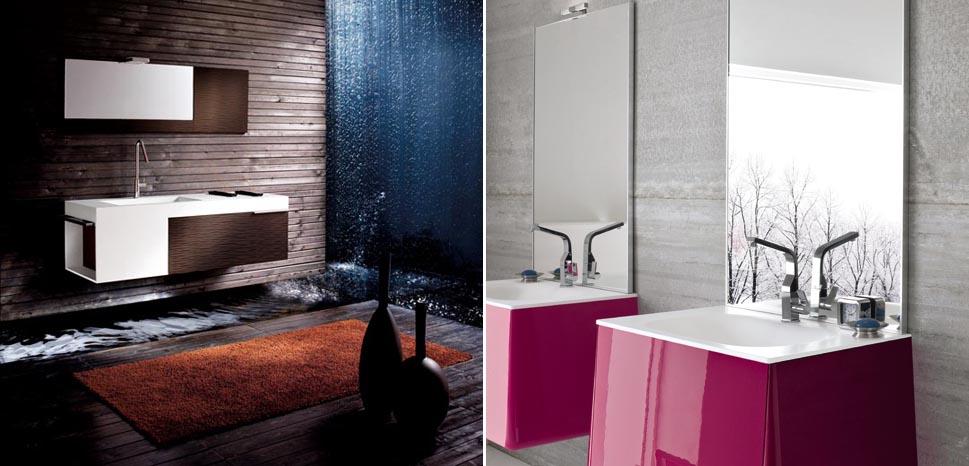 projekt interieru moderná luxusná kúpeľňa na mieru