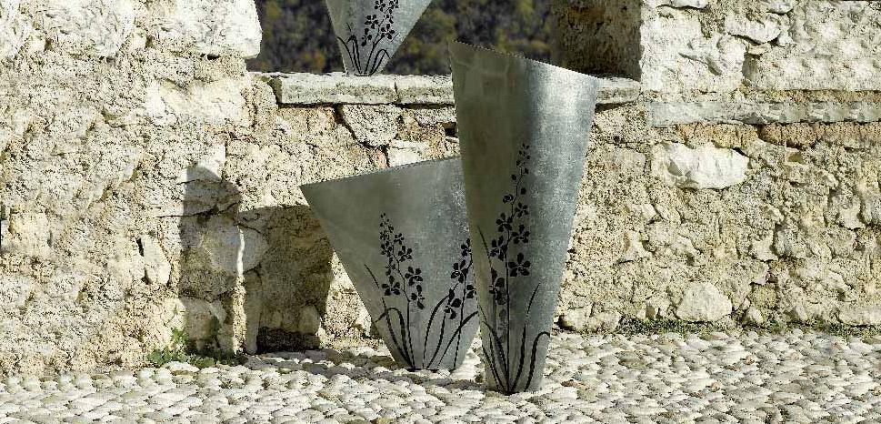 návrh interieru doplnky váza