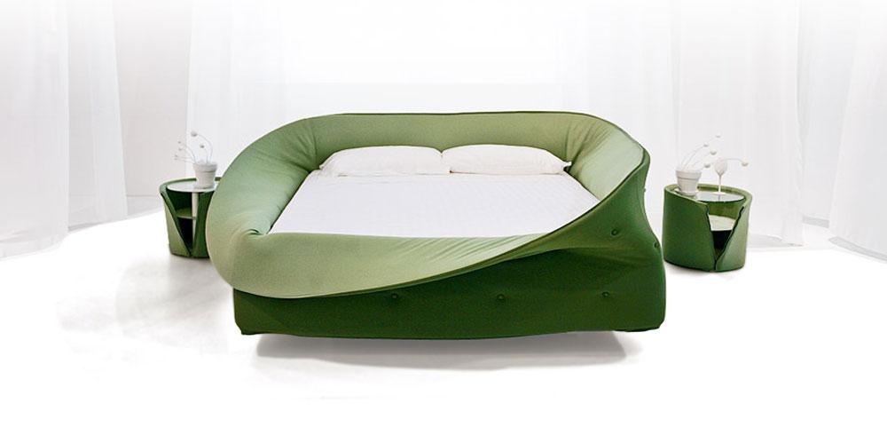 manželská postel pohodlná