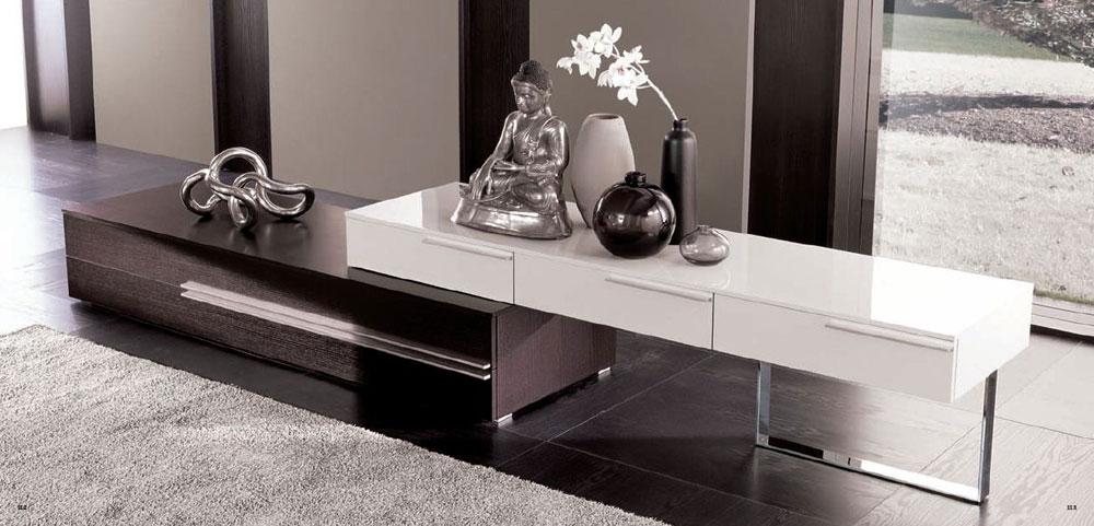 projekt interieru nábytok na mieru luxusná komoda