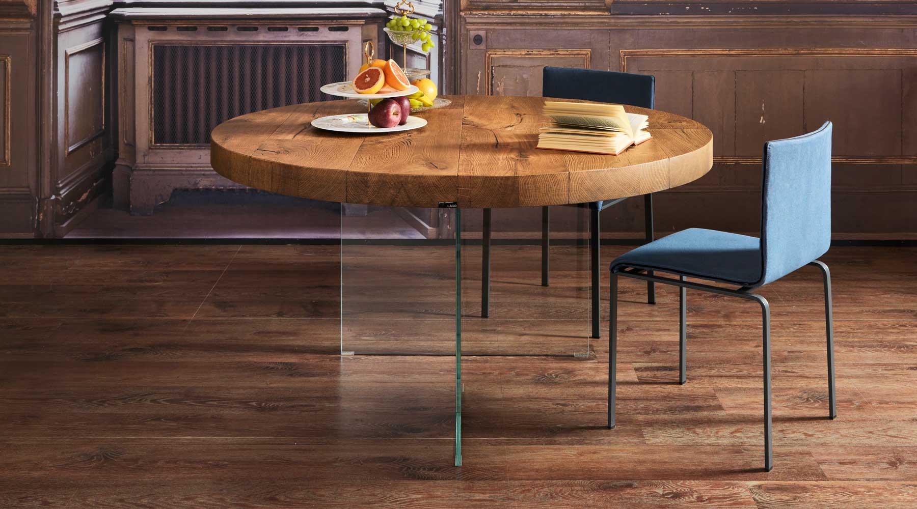 jedalensky stol drevený