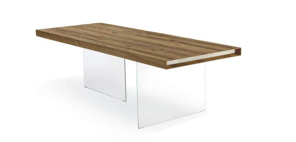 jedálensky stol drevený moderný