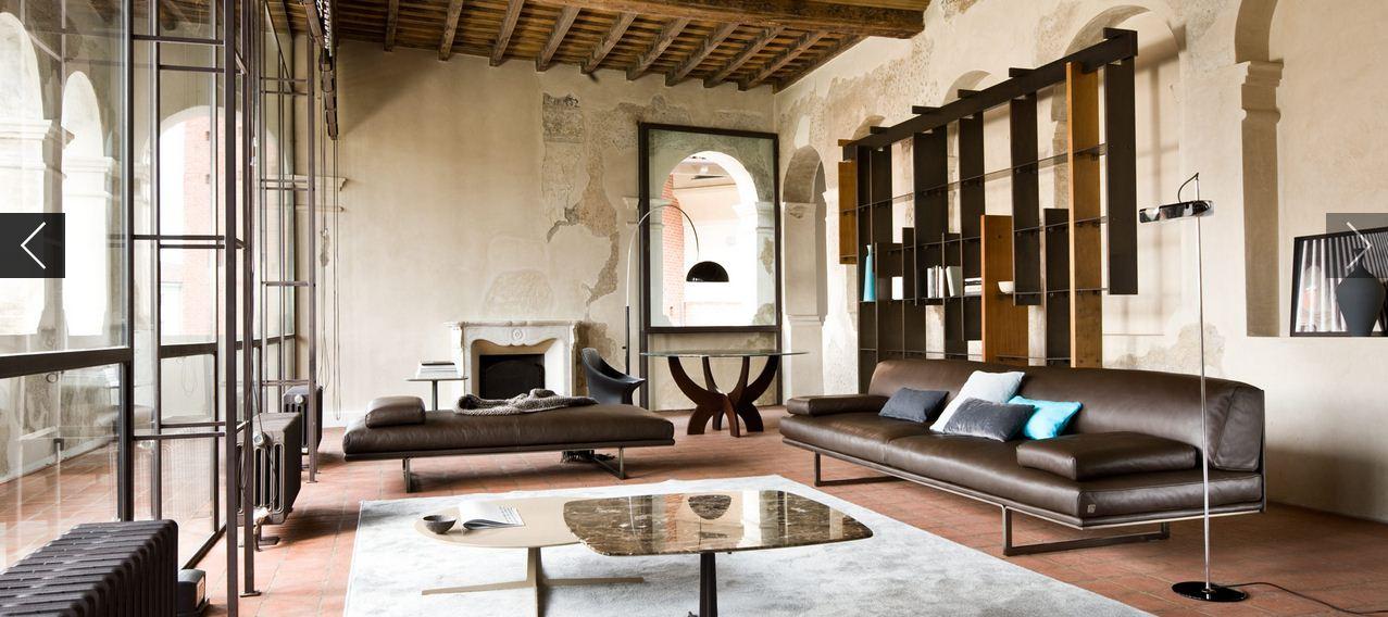 návrh interieru v stredozemnom štýle