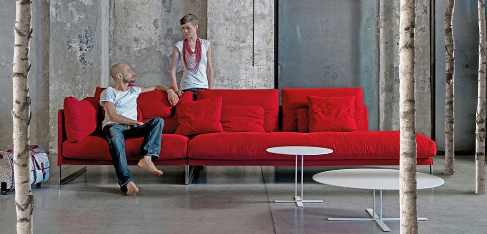 luxusna pohodlna sedačka