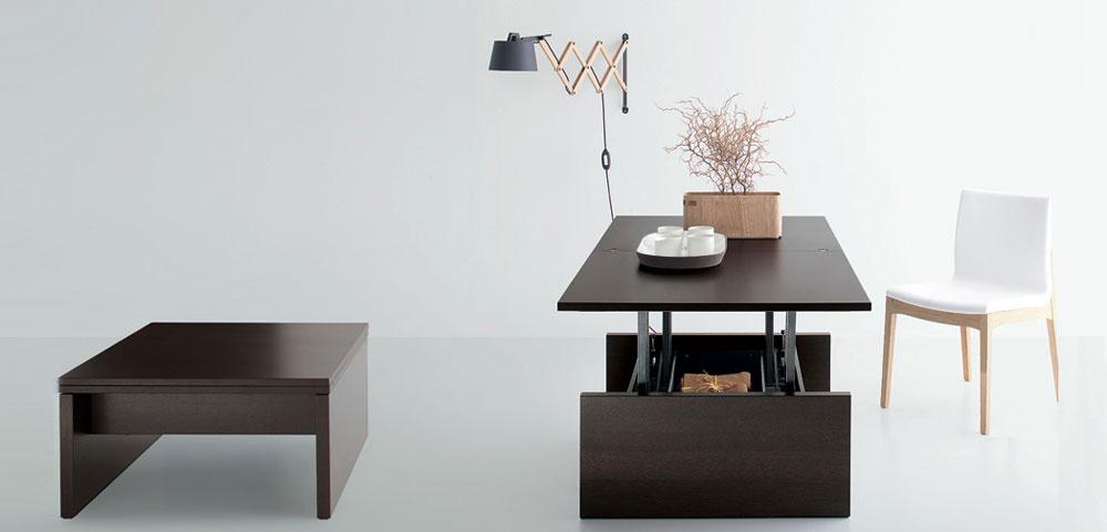 konferenčný stilík multifunkčný drevený