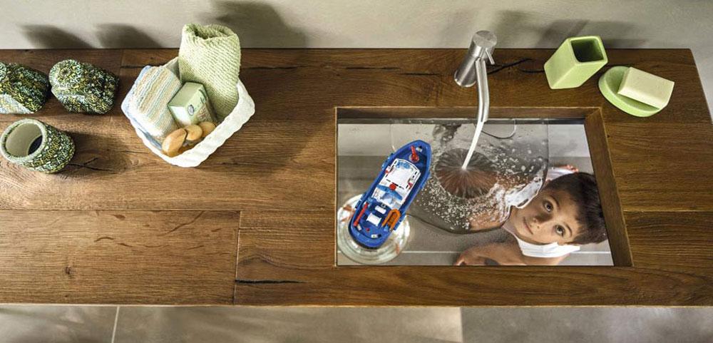 umývadlo do kupelne moderne