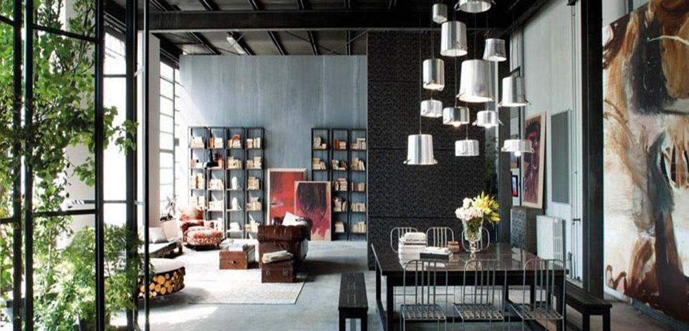 moderný interier