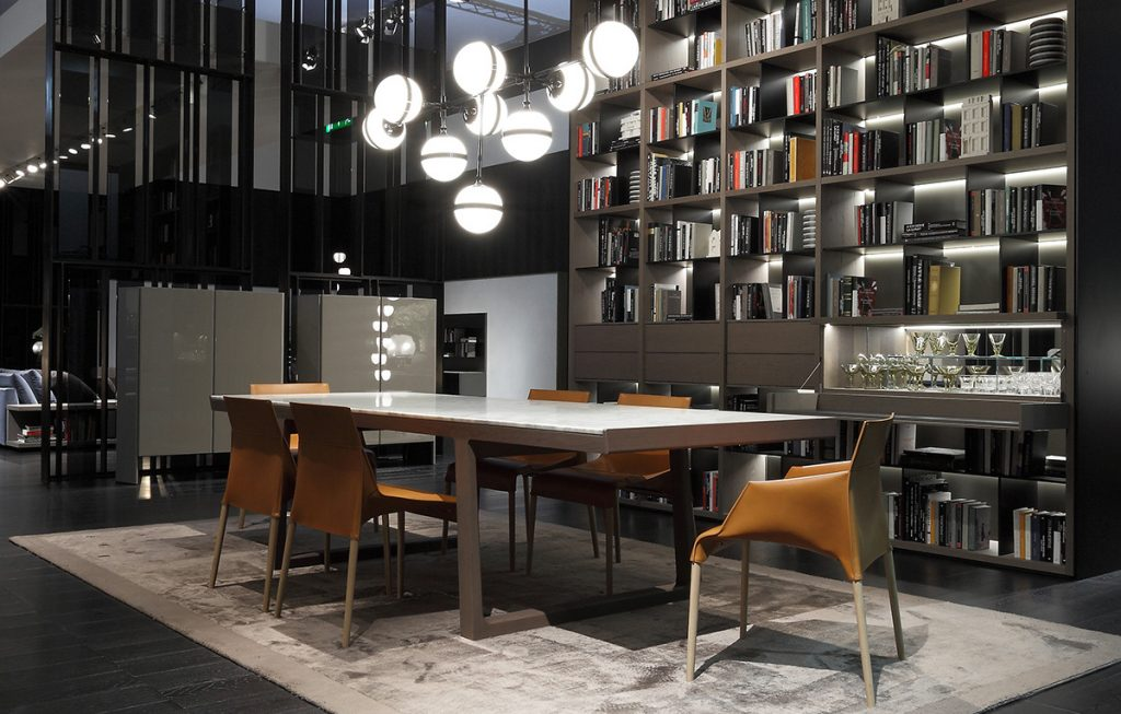 taliansky nábytok Linea Design