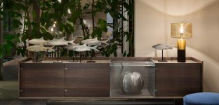 výstava talianského nábytku